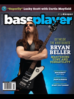 Bass Player: Bryan Beller