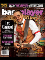 Bass Player: Les Claypool