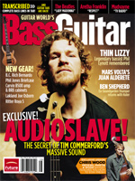 Bass Player: Tim Commerford