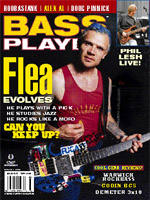 Bass Player: Flea