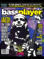 Bass Player: Jaco