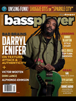 Bass Player: Darryl Jenifer
