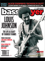 Bass Player: Louis Johnson