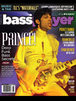 Bass Player: Prince