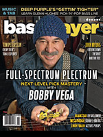 Bass Player: Bobby Vega