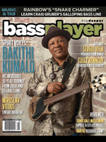 Bass Player: Bakithi Kumalo