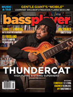 Bass Player: Thundercat