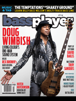 Bass Player: Doug Wimbish