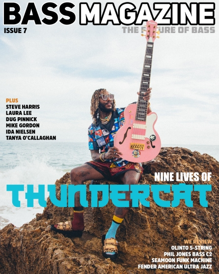 Bass Magazine: Thundercat